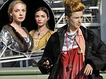 BAZ BAMIGBOYE: Faye Marsay is an actress who throws herself into every role