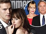'I'm not going to invite them to watch': Dakota Johnson says parents Melanie Griffith and Don Johnson aren't welcome to Fifty Shades Of Grey set