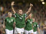 Robbie Keane may feature for Republic of Ireland