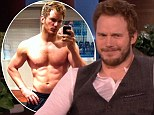'I was a low rent Magic Mike': Chris Pratt recalls moment he danced for a granny during his stripper days... as he reveals he and wife Anna Faris want more babies