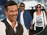 'Some people are born to create drama': Eddie Cibrian on ex-wife Brandi Glanville... as he and LeAnn Rimes only have eyes for each other at LAX