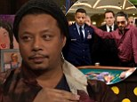 Terrence Howard accuses Robert Downey Jr. of pushing him out of Iron Man 2... after he helped him get the starring action role
