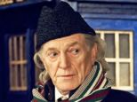 First Time Lord: David Bradley as Doctor Who actor William Hartnell in a new BBC drama on the making of the show