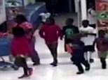 A family of thieves targeted a Toys R Us store in South Florida. Parents along with their seven children managed to steal a number of tablets from displays before walking out.