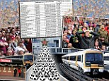 Christmas travelling fixtures