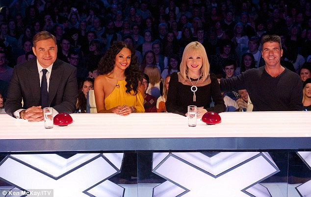 Success: Simon Cowell could return to Britain's Got Talent in a deal that will see the show run until 2016