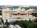 Grand opening: Scientology's Flag Building in Clearwater, Florida is set to open this Sunday