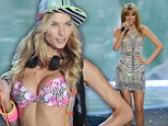 'She didn't fit': Victoria's Secret model Jessica Hart says Taylor Swift 'couldn't pull it off' as an Angel
