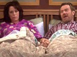 Bryan Cranston and Malcolm In The Middle co-star Jane Kaczmarek appear in Breaking Bad alternative ending... in which its all just Hal's nightmare