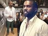 'My baby speaking at Harvard!¿ Proud Kim Kardashian shares picture of Kanye West addressing students at Harvard University
