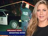 Police officer fatally shoots armed man in Jennifer Aniston's exclusive celebrity-studded neighbourhood