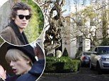 Sure that's a good idea? Taylor Swift searches for the perfect London pad... just minutes away from ex Harry Styles' home