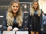 Well, she is due a bit of fun! Khloe Kardashian shrugs off marriage woes to showcase blonder locks in Amsterdam