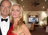 Camille and Kelsey Grammer finally sell their ski chalet holiday home for a whopping $6.6million... two years after bitter divorce