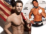 Jeff Timmons stars in male review show, 'Men of the Strip'