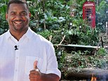 It's a long way from Bel Air: Fresh Prince star Alfonso Ribeiro heads Down Under for UK reality show I'm A Celebrity Get Me Out Of Here