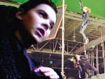 Licence to kill! Action girls Hailee Steinfeld and Jessica Alba perform their own stunts on set of assassin movie Barely Lethal