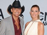 Country Strong! Faith Hill and Tim McGraw are not headed for divorce according to the 46-year-old beauty, despite recent rumours