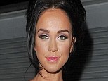 Geordie Shore star Vicky Pattison, pictured on a night out with friends from ITV show The Only Way is Essex on Friday, has been charged with affray and assault over a nightclub fracas in her home city of Newcastle