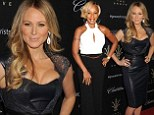 Christmas Divas! Mary J. Blige and Jewel get in the festive spirit at tree lighting ceremony at shopping mall The Grove in LA