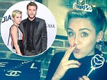 Miley Cyrus plans bawdy S&M-themed bash for her 21st birthday...and invites ex Liam Hemsworth to the festivities