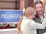 Lindsay Lohan returns to Promises Treatment Center, but it's just for the Eastbound & Down series finale