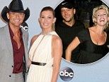 'We know the truth!' Faith Hill says she and husband of 17 years Tim McGraw are NOT headed to the divorce courts