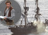Ahoy there! Chris Hemsworth gets into character shooting whaling drama In The Heart Of The Sea