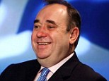 Pressure: Alex Salmond, First Minister of Scotland, faces fresh warnings of the economic impact of independence