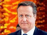 Unconvinced: Voters in the North do not believe David Cameron's party will do well