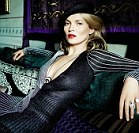 Kate Moss is a Turkish Delight in Istanbul