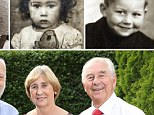 John Askey, Rita Holford and Michael Moss  (pictured centre, top, as children) were each abandoned by their mother
