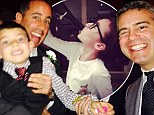 Just like dad! Jerry Seinfeld's oldest child, daughter Sascha, 13, celebrates her Bat Mitzvah with several humorous photos