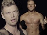 That's showing them! Backstreet Boys display their muscly chests and abs in teaser video for new single Show 'Em (What You're Made Of)