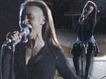 Jada Pinkett Smith the heavy metal rocker sings about lost love in new track