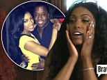 Porsha Stewart brands estranged husband Kordell Stewart a 'queen' and hints at abuse in the marriage