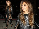 X Factor judge Nicole Scherzinger boasted of going commando to a glamorous party last week
