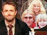 Chris Hardwick's touching farewell to father Billy on Talking Dead