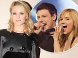 I've nothing but love for that show': Dianna Agron says Glee cast rift rumours has made dealing with Cory Monteith's death all the more painful