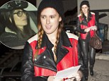 Demi Moore and her daughter Rumer Willis were seen leaving from the back exit at 'Matsuhisa' Japanese Restaurant in Beverly Hills