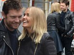 From Paris With Love: Lara Bingle and Sam Worthington continue to heat up the French capital during their romantic sojourn