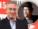Robert De Niro vies for the part of mobster Sonny Corleone in failed Godfather audition