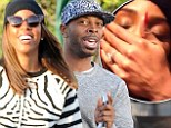 Is Kelly Rowland a Single Lady no more? Singer sports diamond ring as rumours swirl she is engaged to manager beau