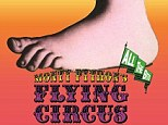 Cult comedy: The group's surreal TV series Monty Python's Flying Circus was first broadcast in 1969