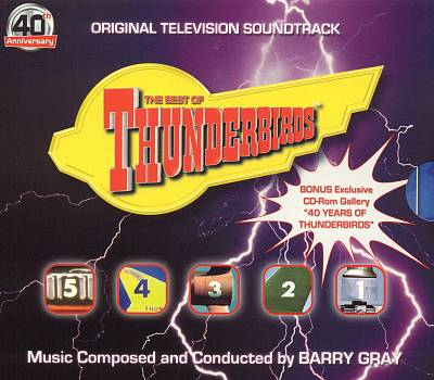 The Best of Thunderbirds [Original Television Soundtrack]