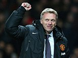 Here we go: David Moyes has warned that Manchester United usually start slowly and are finding their stride