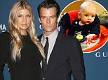 Rock-a-bye baby! Fergie says she and husband Josh Duhamel are 'writing songs together' for newborn son Axl and reveals plans to expand their brood