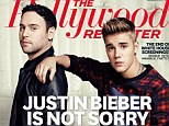 'I don't give a f*** what people say': Justin Bieber reveals he's 'happy with the man I'm becoming' as he compares himself to Michael Jackson in candid new interview