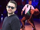Jack Osbourne reports 'migraines' and 'vision problems' as he rehearses for DWTS
