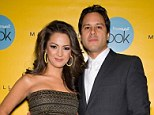Happy news: Paula Garces and husband Antonio Hernandez welcomed their new baby son on Wednesday